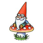 TS Gnome on toadstool X LARGE