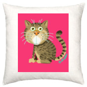 CAT-Hazel--Cushion