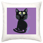 CAT-'Velvet'-Cushion