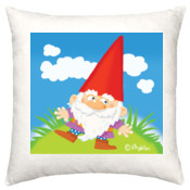 GNOME ON GRASS-Cushion