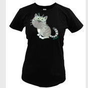 CAT-Gray-Shirt