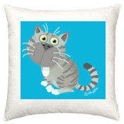 CAT-Gray-Cushion