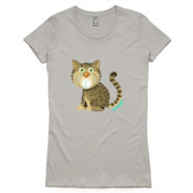 CAT-Hazel-T-SHIRT Womens